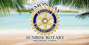Website of Lemon Bay Sunrise Rotary Club