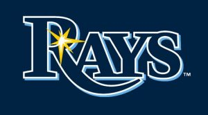 Website of Tampa Bay Rays
