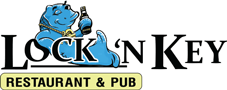 Lock n Key Restaurant & Pub logo