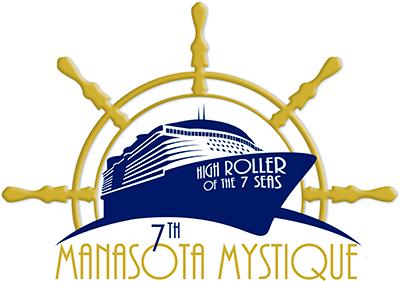 7th Manasota Mystique logo - High Roller of the 7 Seas