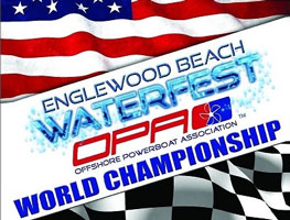 Englewood Beach Waterfest OPA World Championship