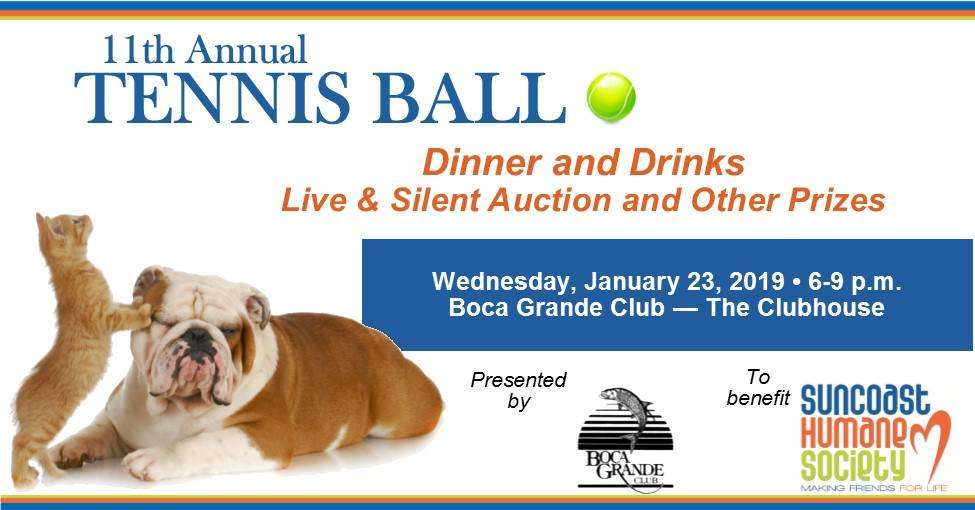 11th Annual Tennis Ball
