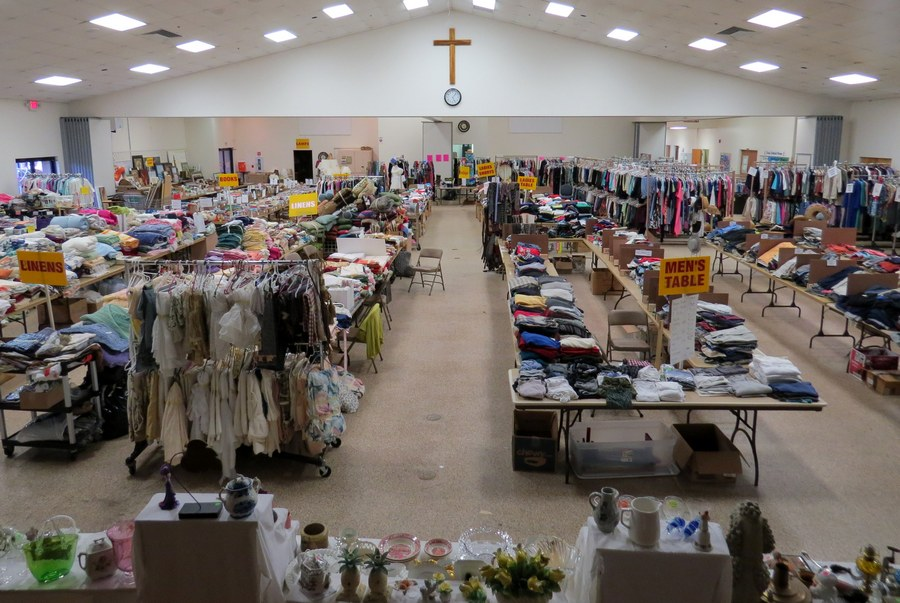 Huge Annual Rummage Sale