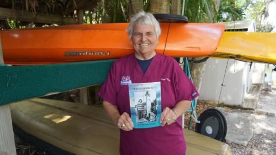 Meet Ecotourism Pioneer & Author Capt. Marian Schneider