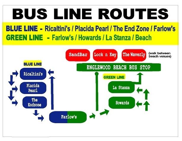 Bus Line Routes