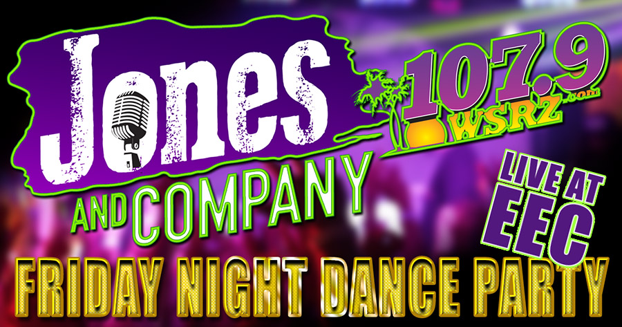 107.9 Friday Night Dance Party