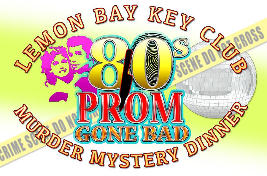 Murder Mystery Dinner Fundraiser – Lemon Bay Key Club