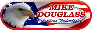 Mike Douglass logo