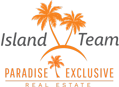 Paradise Exclusive Island Team logo