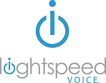 Lightspeed Voice Logo