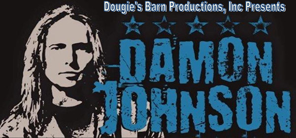Dougies Barn Damon Johnson poster