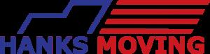 Website of Hank's Moving Company