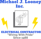 Michael Looney Electrical Contractor logo