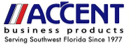 Website of Accent Business Products