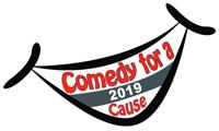 Comedy for a Cause 2019 logo