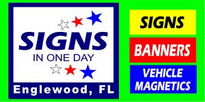 Signs in One Day logo