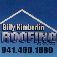 Billy Kimberlin Roofing logo