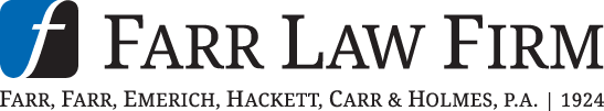 Farr Law Firm logo