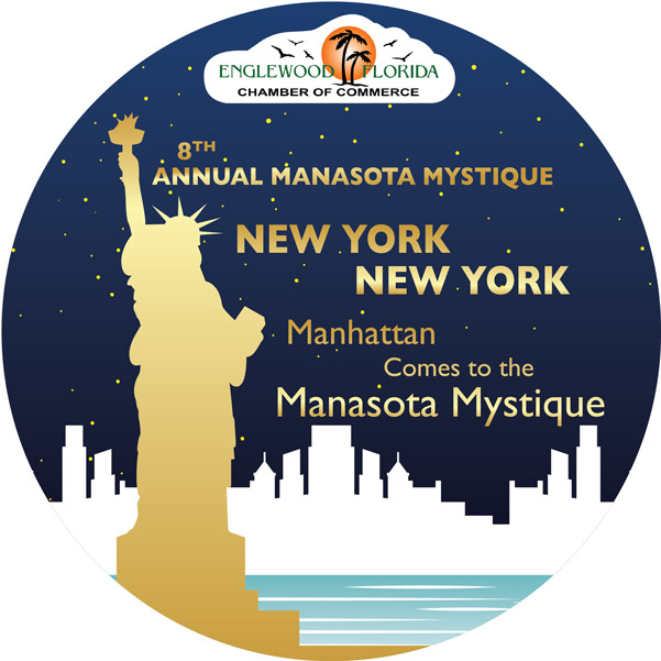 8th Annual Manasota Mystique - New York New York Manhattan - Come to the Manasota Mystique