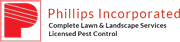 Philips Landscaping logo