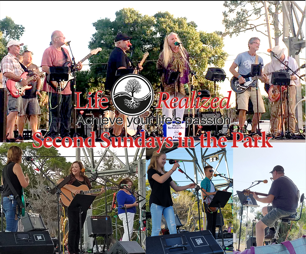 Second Sundays in the Park – Life Realized – MUSIC