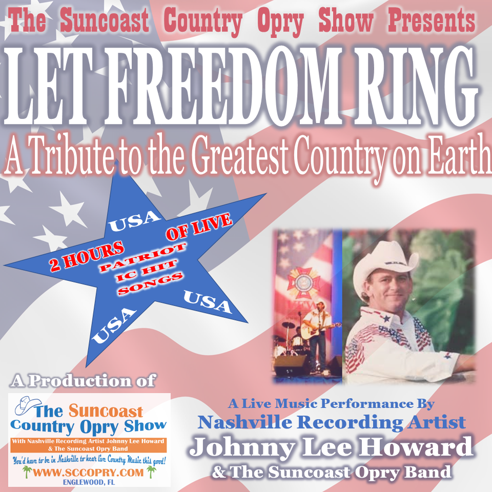 LET FREEDOM RING: A Tribute to the Greatest Country in the World