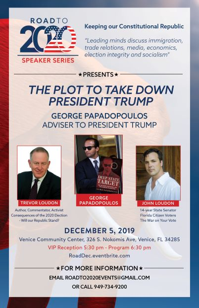The Road to 2020 Speaker Series