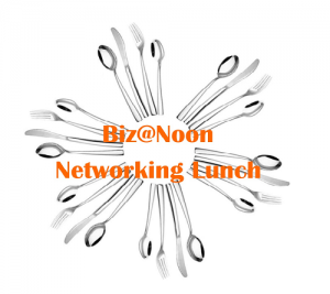 Biz@Noon Network Luncheon logo