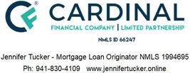 Cardinal Financial Company Limited Partnership Jennifer Tucker www.jennifertucker.online logo