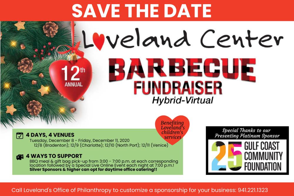 Loveland Cener12th Annual Barbecue Fundraiser – Port Charlotte