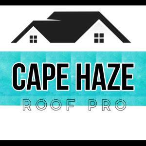 Website of Cape Haze Roof Pro LLC