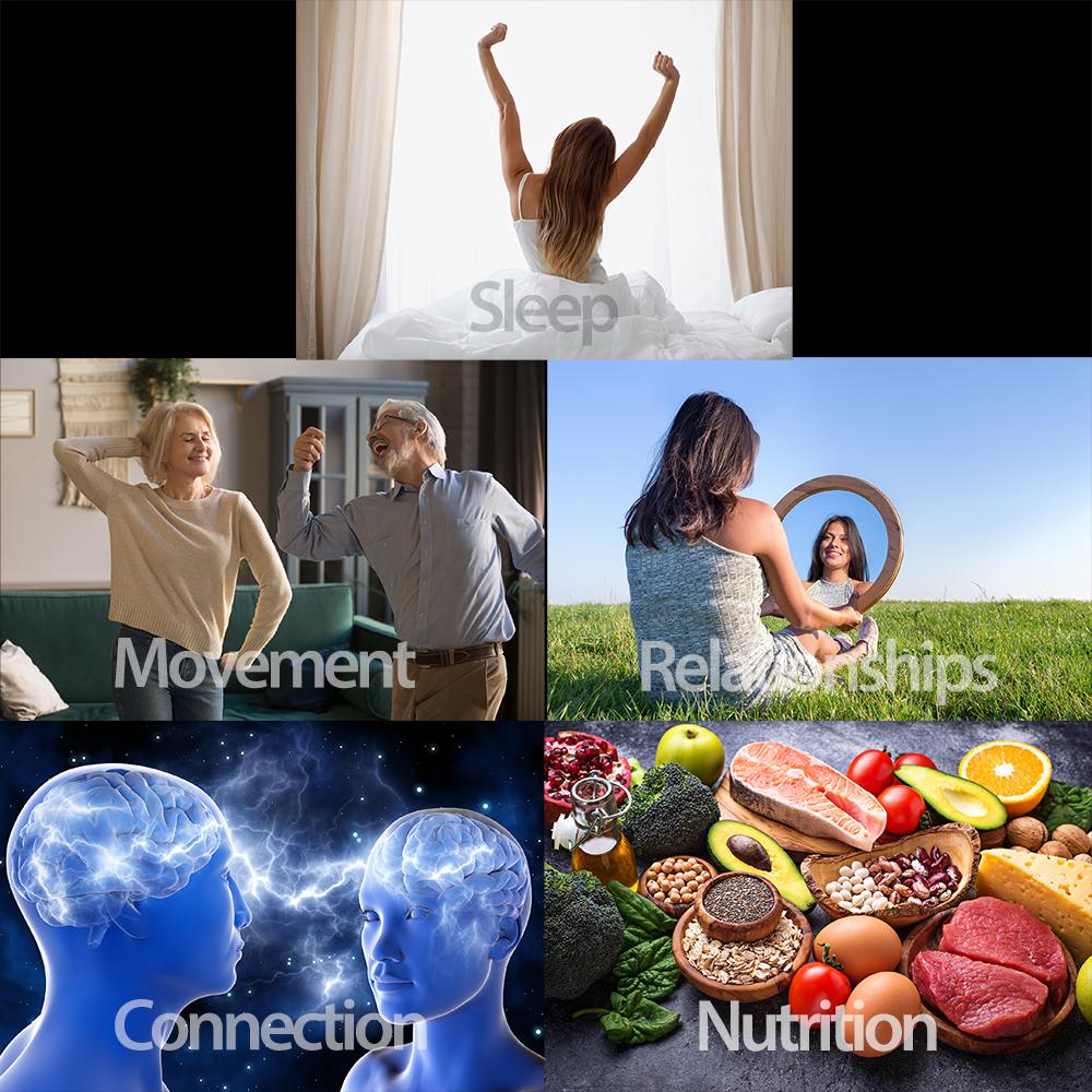 Transformative Wellness Course for YOU, the Caretaker