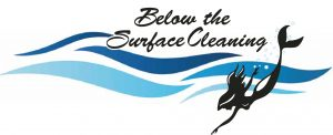 Website of Below the Surface Cleaning and 5 Star at Home Cooking
