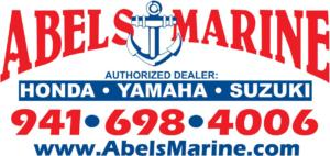 Abels Marine Authorized Dealder Honda Yamaha Suzuki 941.688.4006 www.abelsmarine.com