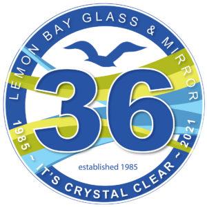 Lemon Bay Glass logo