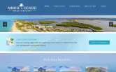 Website of Paradise Exclusive Real Estate - Cape Haze/Placida Office