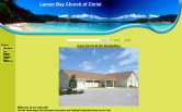 Website of Lemon Bay Church of Christ