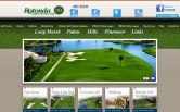 Website of Pinemoor West @ Rotonda Golf & Country Club