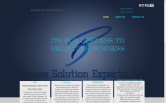 Website of Business Solution Experts, LLC