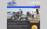 Website of Air Trek, Inc.