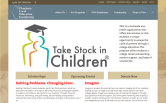 Website of Charlotte Local Education Foundation, Inc.