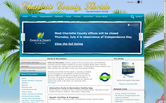 Website of Charlotte County Community Services