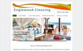 Website of Englewood Cleaning