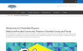 Website of The Charlotte Players