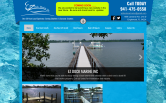 Website of EZ Dock Marine, Inc.