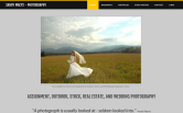 Website of Dion Photography