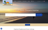 Website of Tall Pines Realty / Rentals