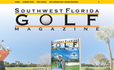 Website of Southwest Florida Golf Magazine