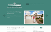 Website of Custom Mortgage Corp-Daniel Weinfeld, Broker