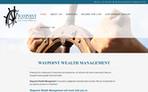 Website of Waypoint Wealth Management